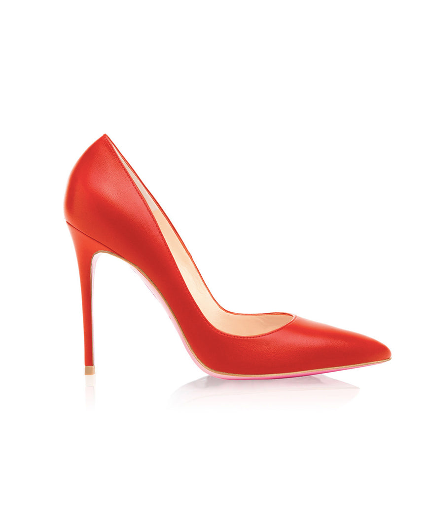 Fulu Red  · Ada de Angela High Heels Shoes · Ada de Angela Shoes · High Heels Shoes · Luxury High Heels · Pumps · Stiletto · High Heels Stiletto