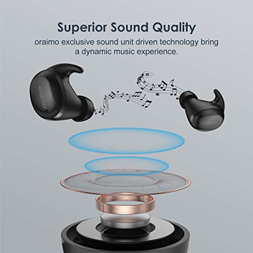 oraimo AirBuds-True TWS Wireless Stereo Earbuds
