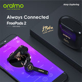 oraimo FreePods-2 2Baba-Version TWS True Wireless Stereo Earbuds