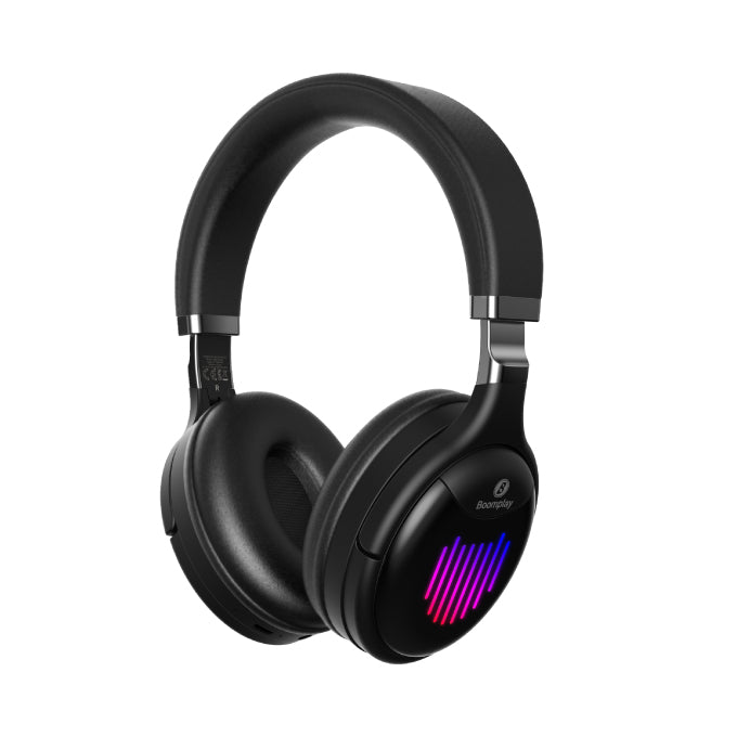 oraimo BoomPop Over-Ear Bluetooth Wireless Headphone - oraimo x boomplay Collaboration - Limited Edition