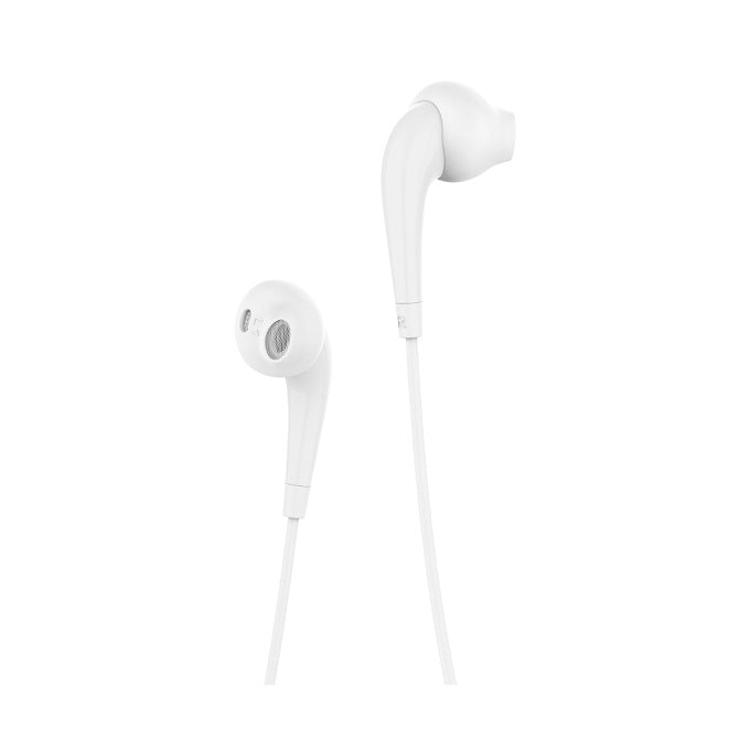 oraimo Halo Half-in-Ear Wired Earphones with Remote Control & Mic