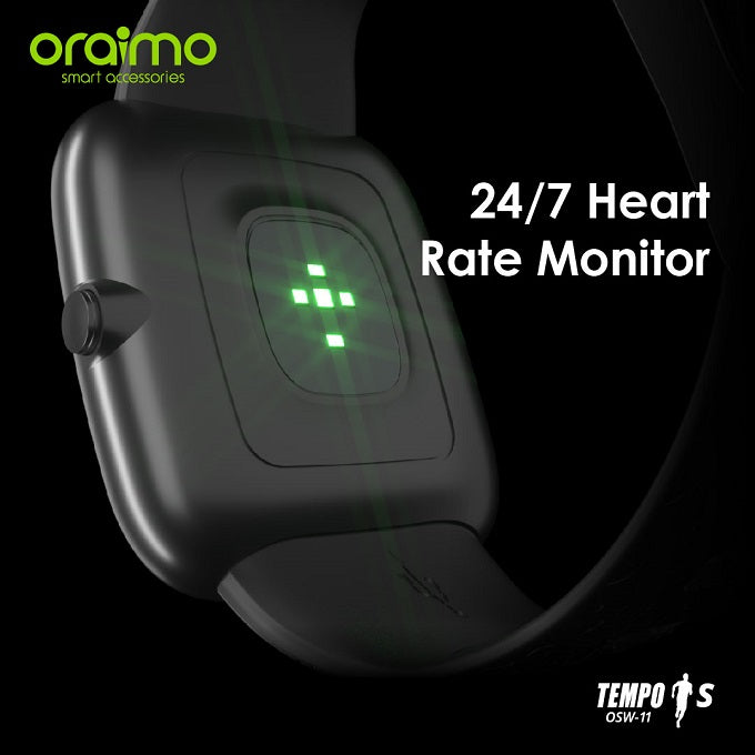 oraimo Tempo-S IP67 Waterproof Smart Watch