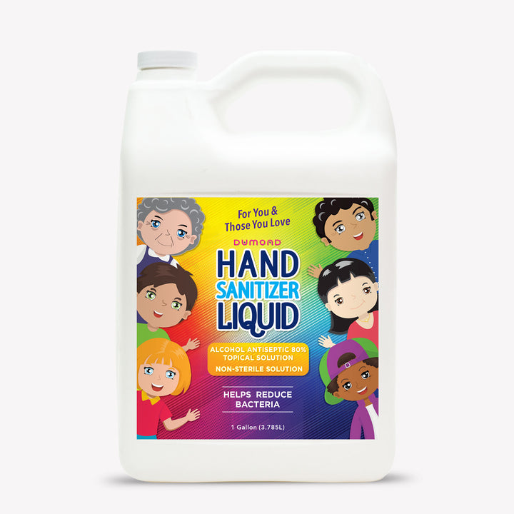 Dumond Family Hand Sanitizer - 1 Gallon - Dumond  Hand Sanitizers