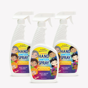 Dumond Family Hand Sanitizer - 22 oz - Pack of 3 - Dumond  Hand Sanitizers