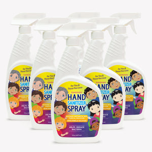 Dumond Family Hand Sanitizer - 22 oz - Pack of 6 - Dumond  Hand Sanitizers