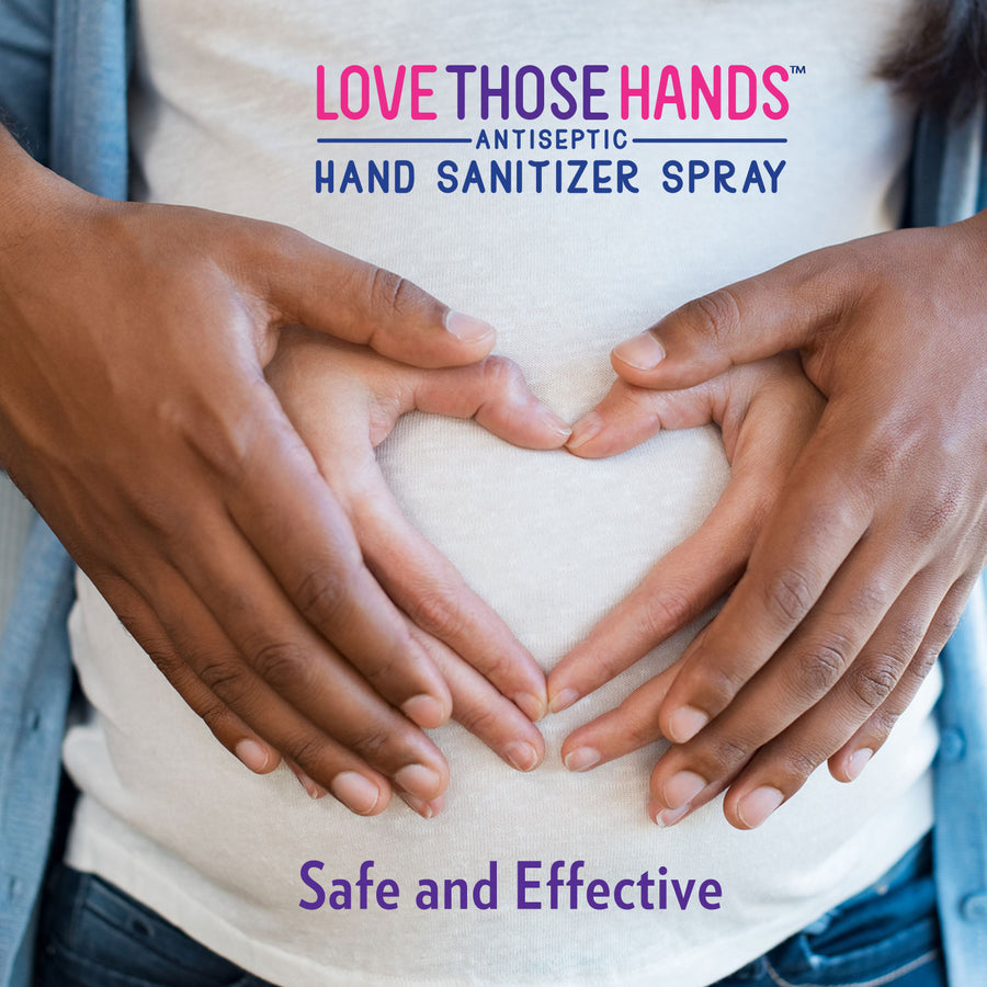 Love Those Hands™ Hands Antiseptic - 22 oz - Dumond  Hand Sanitizers