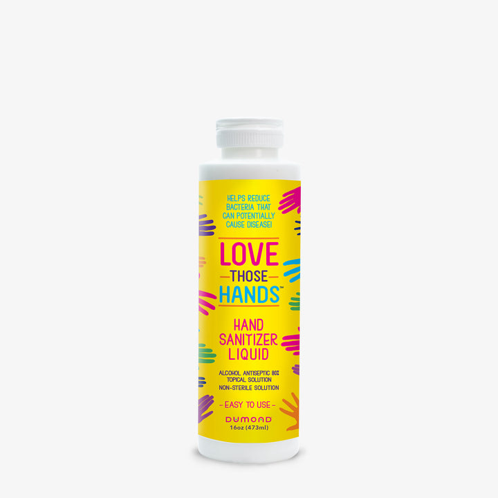 Love Those Hands™ Family - 16 oz - Dumond  Hand Sanitizers