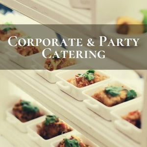 Corporate and Party Catering