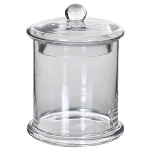 Lidded Glass Jar - Small