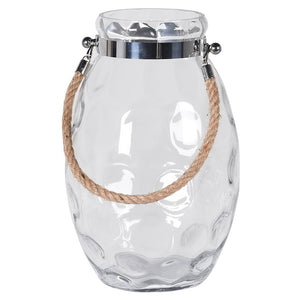 Hurricane Jar with Rope - Medium
