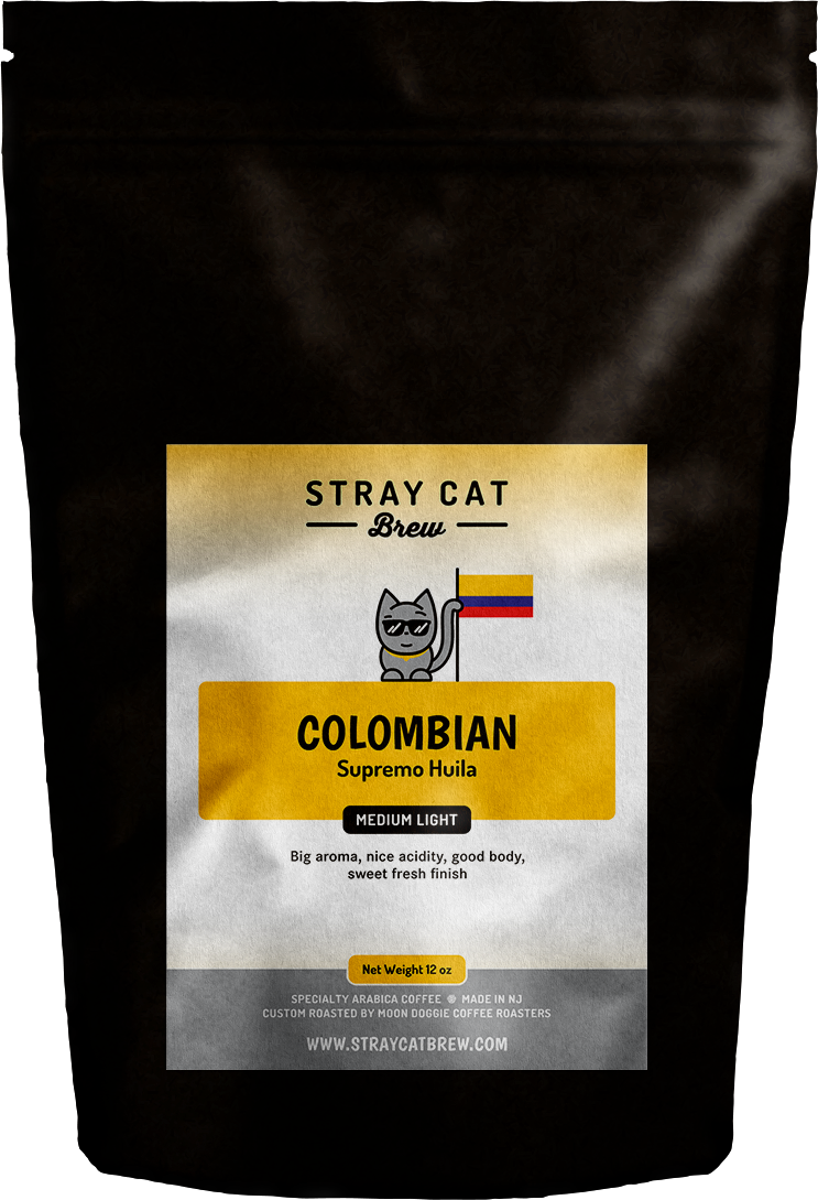 Colombian Single-Origin | 12oz