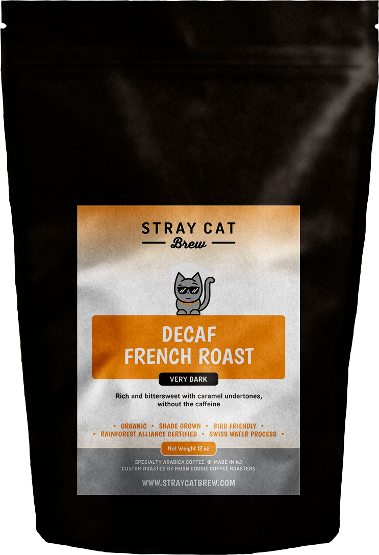 Decaf French Roast Blend | 12oz
