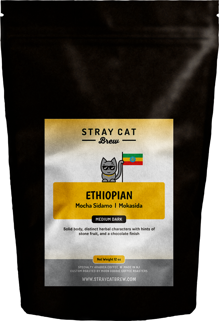 Ethiopian Single-Origin | 12oz