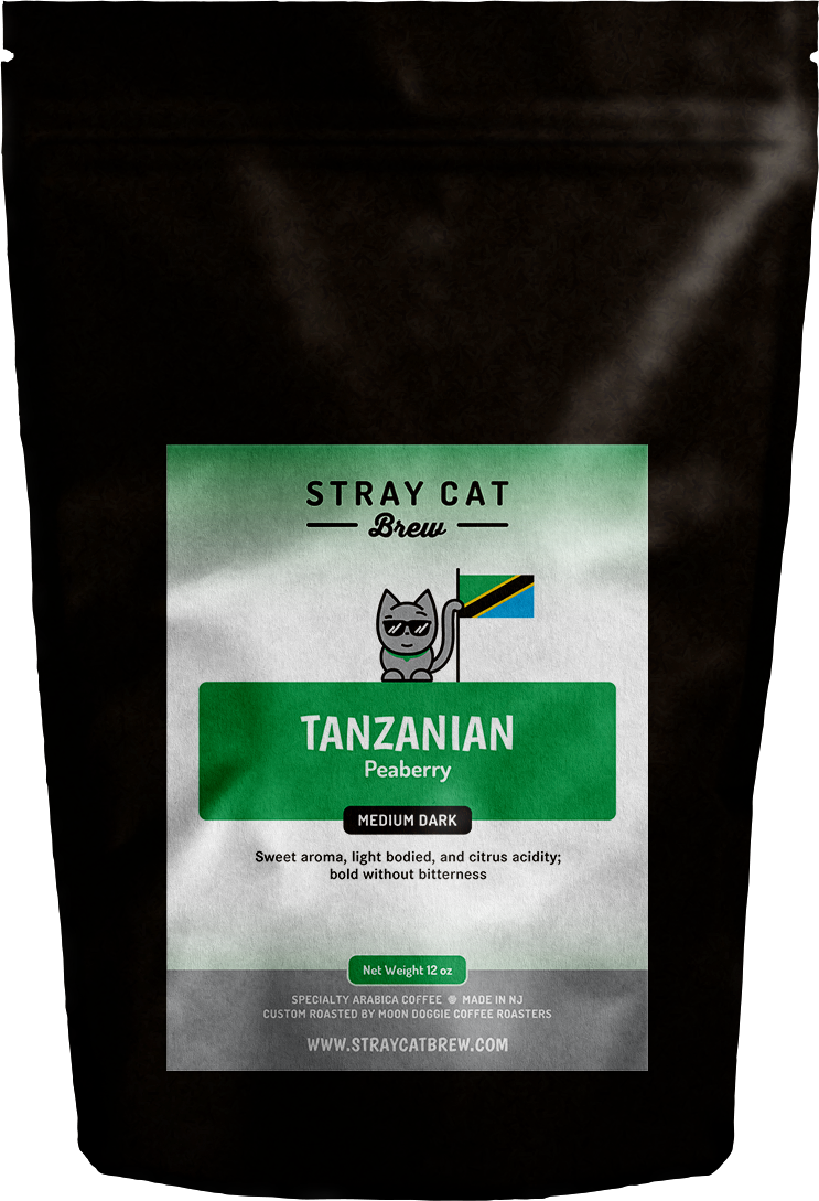 Tanzanian Single-Origin | 12oz