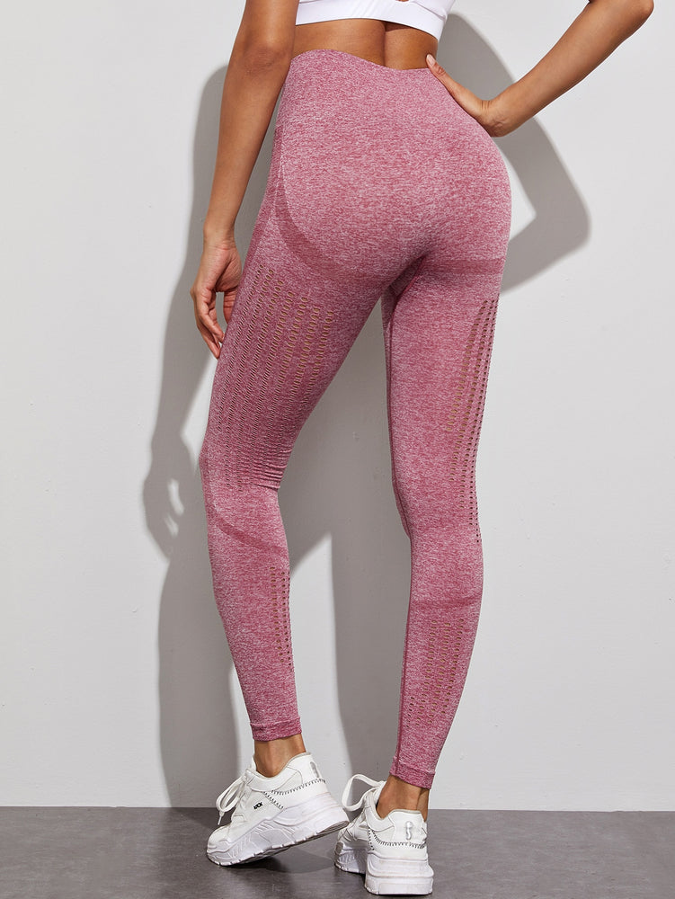Seamless Push-up Leggings