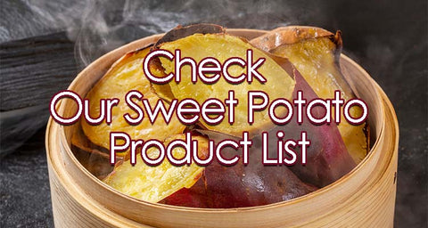 move to our sweet potato collection