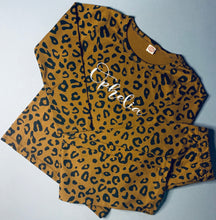 Load image into Gallery viewer, Leopard Print Loungewear
