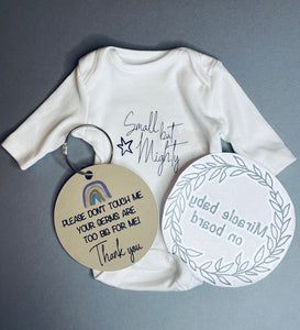 Tiny baby gift sets