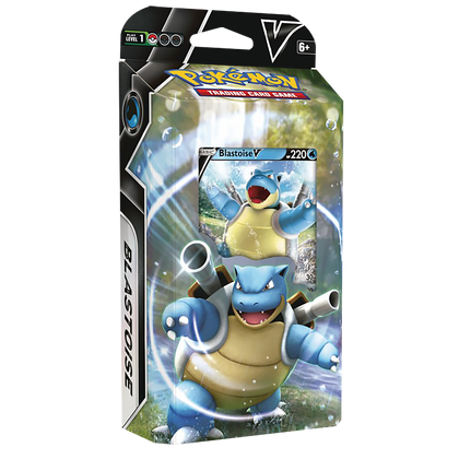 Blastoise V Battle Deck
