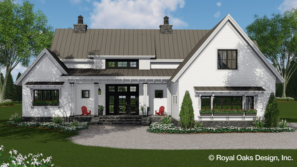 Beechnut Farm House Plan