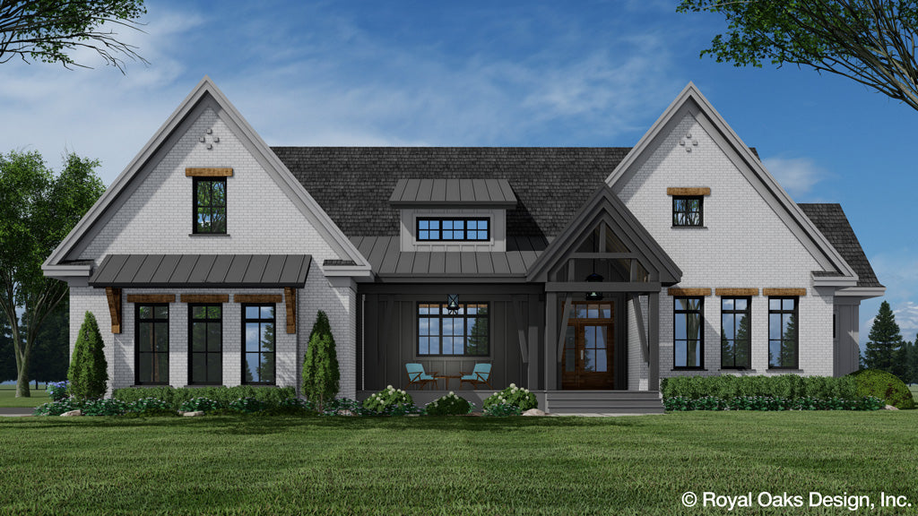 Emarie May Farm House Plan
