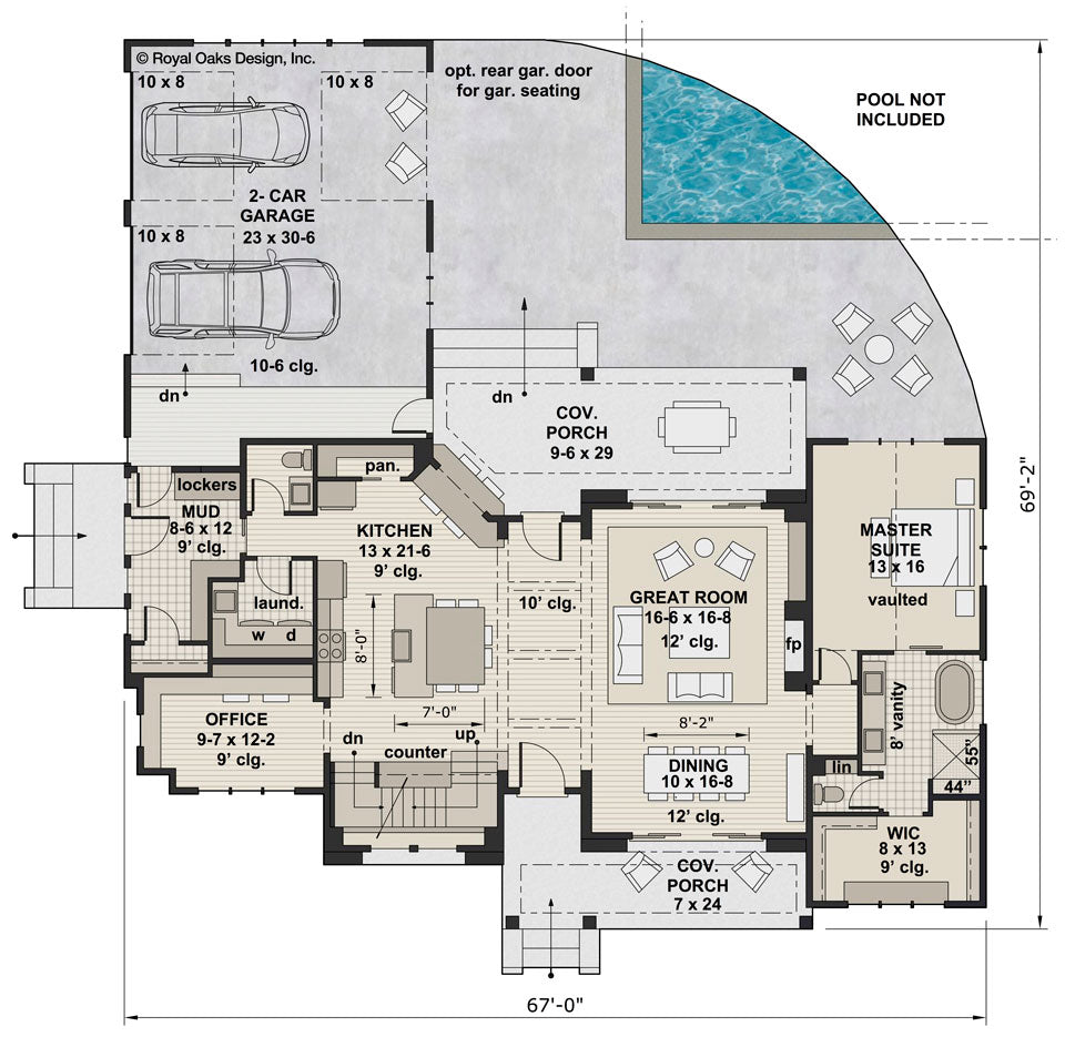 Josie Alice House Plan