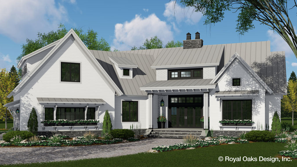 Misty Grove House Plan