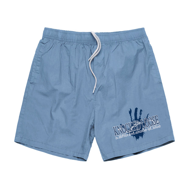 A Different Shade Of Blue - Shorts