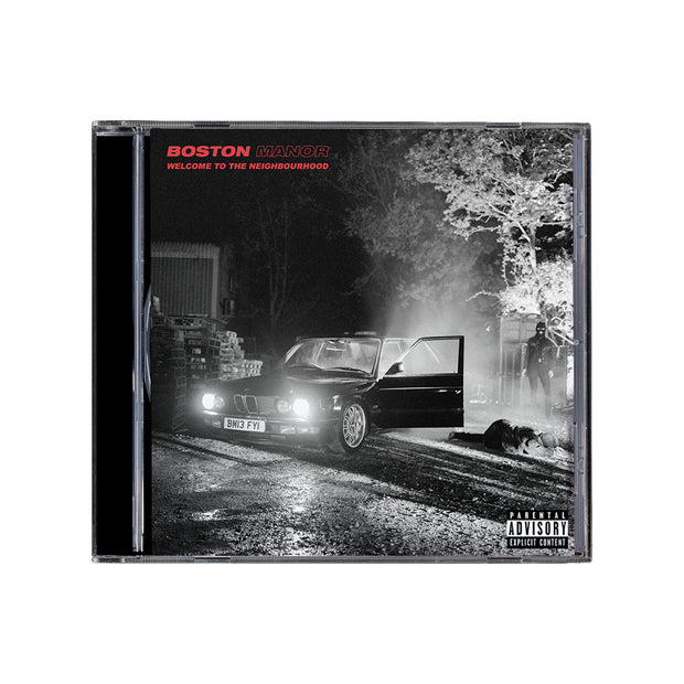 Welcome To The Neighbourhood - CD