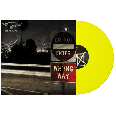 The Wrong Way - LP