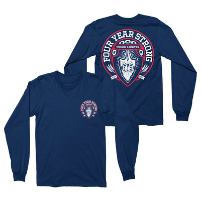Tread Lightly - Long Sleeve