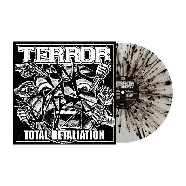 Total Retaliation - LP