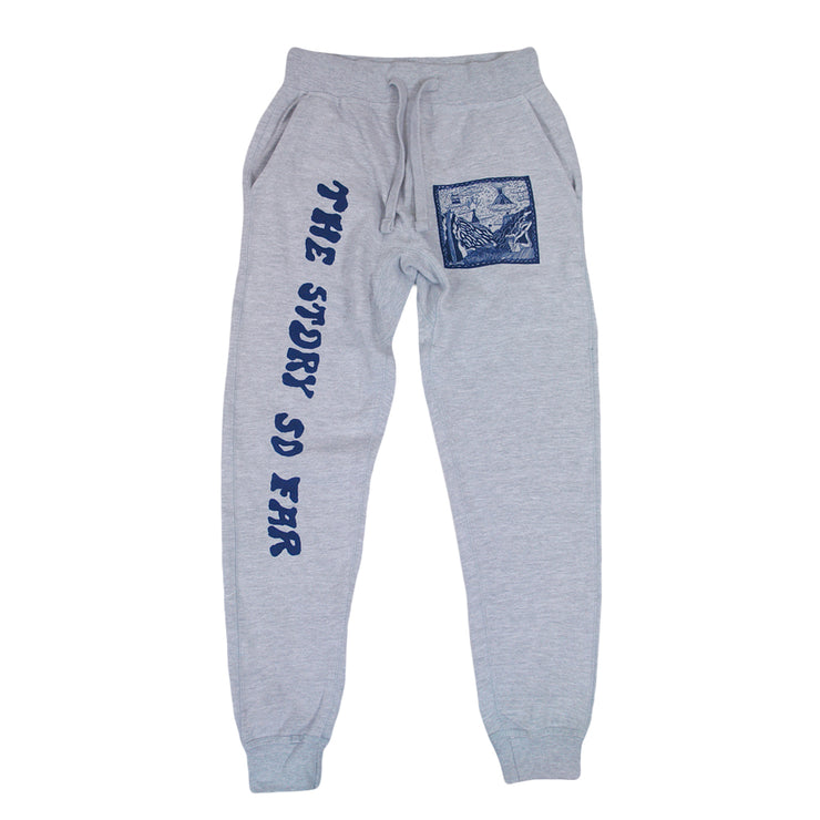 Heather Grey - Sweat Pants