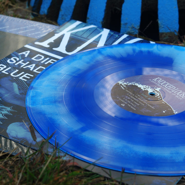A Different Shade Of Blue - LP