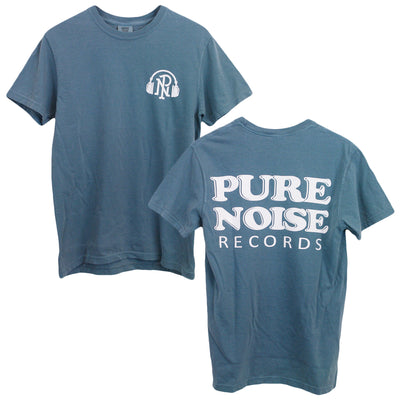 Pure Noise Logo Ice Blue