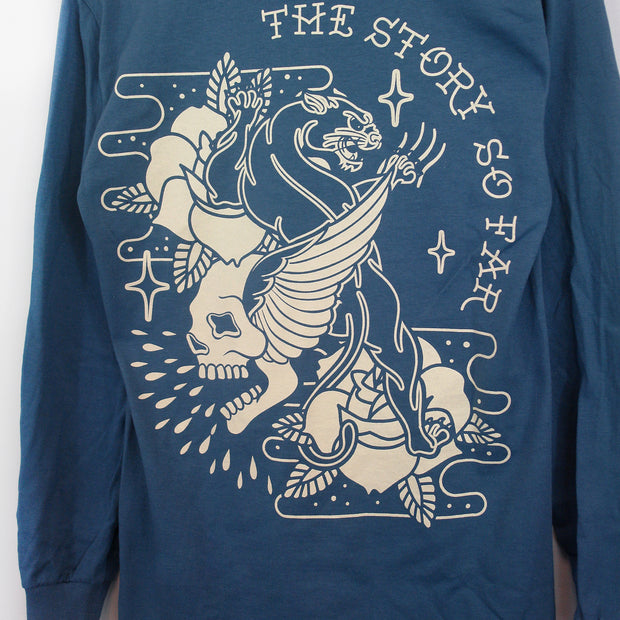 Skull Panther - Long Sleeve