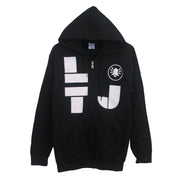 Block Letter - Zip Up