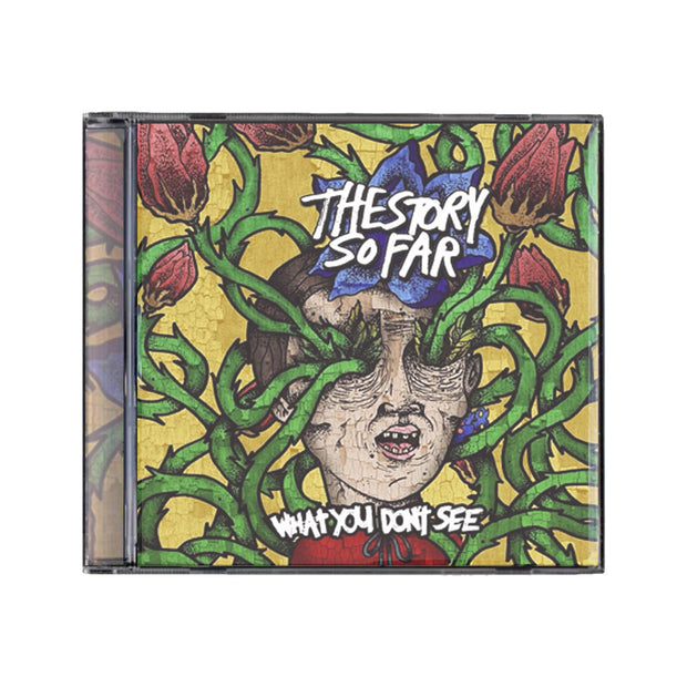 What You Don't See - CD