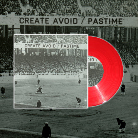 Pastime - Translucent Red 7 Inch Vinyl