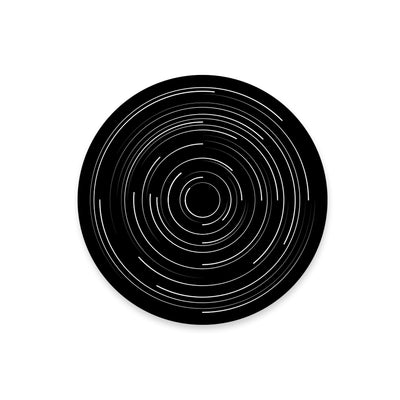 Parallel Lines  Turntable Slipmat