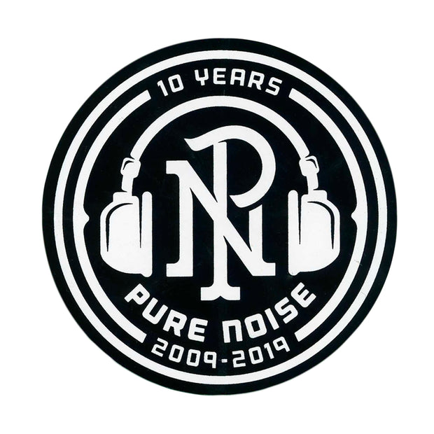 10 Year - Sticker