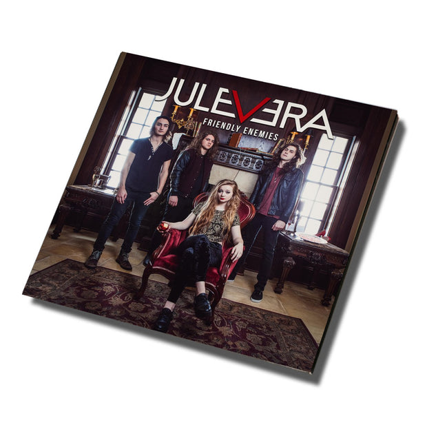 Jule Vera Friendly Enemies CD