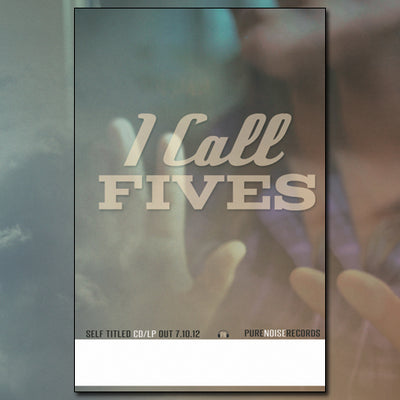 I Call Fives Poster