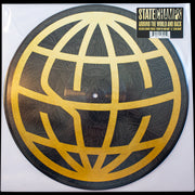 Around The World And Back - LP Picture Disc