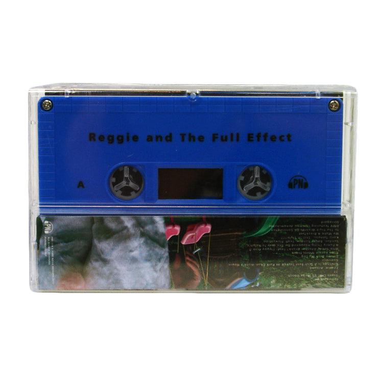 Reggie & The Full Effect No Country For Old Muscians Azure Sky Cassette