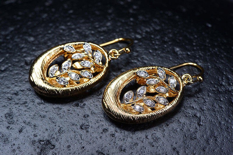 La Marinera Earrings / CG10-E03-BYCZ