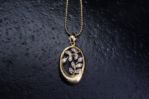 La Marinera Necklace / CG10-N04-BYCZ
