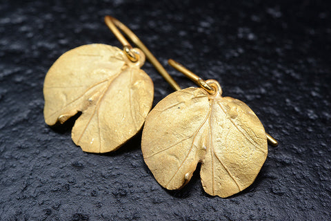 Le Foglie Earrings / CG20-E01-SS