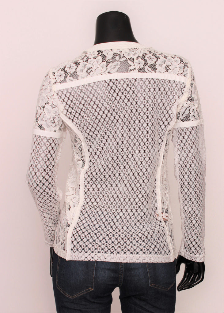 Charlie B Lace Jacket