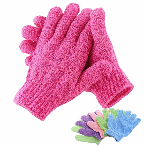 Shower Scrub Gloves